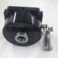 畅销台湾朝铨固定式JAS/JHS系列气动卡盘,液压夹头,前推式钻床夹头