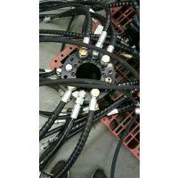 新源轮挖配件回转接头 回转马达 刹车泵 半轴 正品现货
