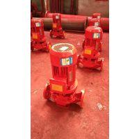 内蒙二连浩特消防泵一对一认证消防火栓泵