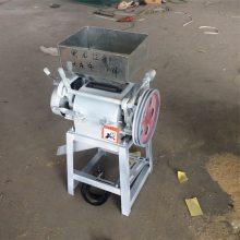 多功能花生米破碎机 熟花生米破碎机 宏瑞压碎机价格