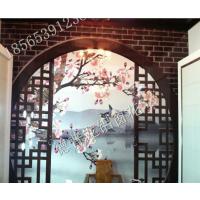 广州铝合金雕花门窗厂家