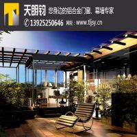 深圳钢结构铝板雨棚哪家好推荐天朗钧