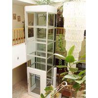 启运量身定做液压家用电梯 汕头市 珠海市别墅电梯 小型家用升降平台