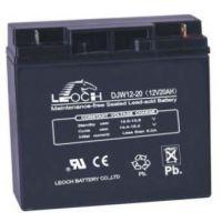 LEOCH蓄电池 DJW12-20不间断电源 理士12V20AH/20AHEPS蓄电池包邮