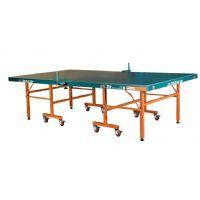 厂家批发凯璇乒乓球台 学生室内乒乓球桌 家用型折叠式乒乓球桌