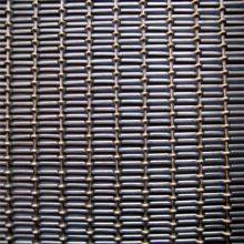 别墅金属垂帘 装饰金属网帘 幕墙网