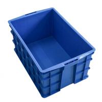 烟台莱州厂家直销KEF-F6220塑料周转箱物流配送周转箱选科尔福