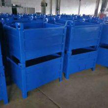供应仓库管理单纯化、作业一元化的折叠铁箱