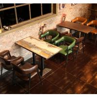 长春酒店钢木桌椅市场批发
