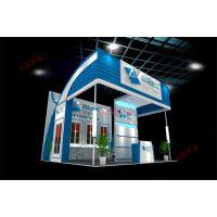 众派展览用现代化设计搭建华南国际印刷工业展