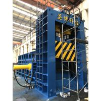 江苏圣博牌重废剪出厂价,630吨1.6米刀口的重废剪多少钱