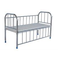 山东众佳ZJ-E24D全不锈钢平板婴儿床