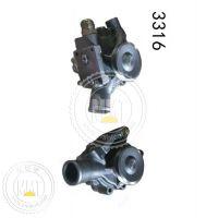 CAT卡特水泵3316水泵 挖掘机发动机配件 修改