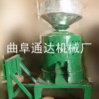 新型直销 水稻小米碾米机 立式砂辊碾米机做法大全 燕麦片挤扁机图片 通达
