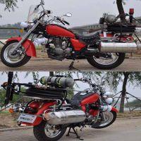 品质出口 厂家定制 两轮消防摩托车 润沃机械