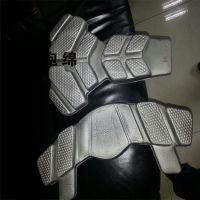 厂家生产 EVA运动护膝 EVA冷热压泡绵护膝 摩托车护具