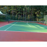 绿昂体育告诉你硅PU网球场报价多少钱