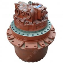 加藤HD1023-3挖土机行走马达减速机总成 加藤1023行走泵总成