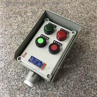 BZC51-A2D2L防爆操作柱 挂式铝合金材质 IP55 紫谷电气