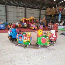 新款迷你托马斯无轨小火车商场游乐园儿童小型观光游览车游乐设备
