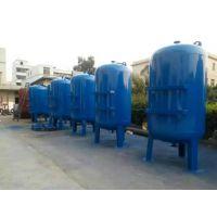 供应酒店处理污水用碳钢过滤罐立式碳钢过滤器滤尔水厂家