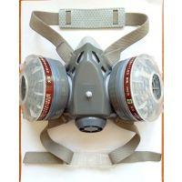 供应新款DF-102B防毒口罩自吸过滤式活性炭口罩甲醛油漆专用口罩