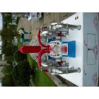 反动式抽汽凝汽式工业汽轮机模型