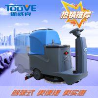 苏州驾驶式洗地机价格|拓威克驾驶式洗地车|拖地机