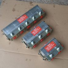 CFA1-2*10-YE-1带溢流阀系列齿轮分流器SKBTFLUID