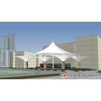 承接展览馆、剧场、会议厅张拉膜结构、专业膜结构公司设计安装、
