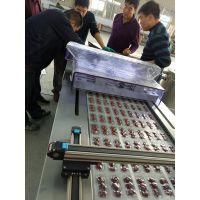 全自动真空包装机 大米砖拉伸膜连续式抽真空包装封口机