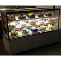 蛋糕店日式冷藏展示柜,台州大理石蛋糕柜价格,丹弗斯压缩机徽点冷柜