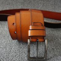 男士针扣腰带_休闲优质皮带_皮带厂家_皮带批发
