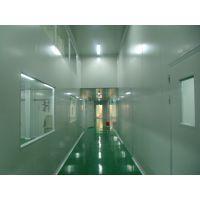 泰安食品厂万级净化车间的装修要求