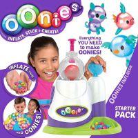 Oonies妙趣泡泡气球机桌面游戏机波波粘粘乐有趣益智玩具套装
