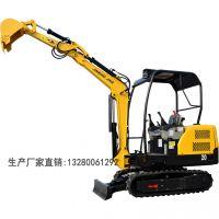 金旺国产小型挖掘机价格型号规格丽水运输方便学挖掘机可定制