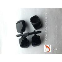供应PC黑色高强度高光泽改性塑料 德高科
