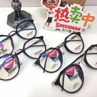 供应舍尔曼品牌超轻TR90眼镜框