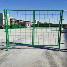 围墙护栏厂 围墙栏杆设计 草原隔离网