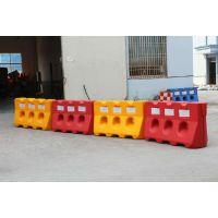 河南厂家直销水马围挡 红色黄色可选 价格优惠 欢迎选购