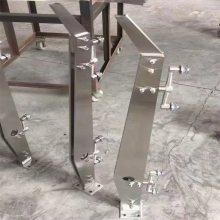 耀荣 批发不锈钢楼梯立柱 家装栏杆扶手及配件AO952 卓越品质