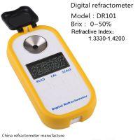 DR101数显糖度计折光仪 型号:DR101 库号:M405725