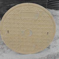 生产定制高分子复合井盖700*50玻璃钢树脂复合井盖电力燃气井盖