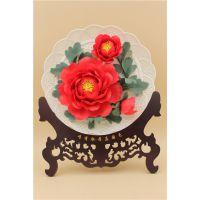 春节送什么礼品好 艺术陶瓷摆件