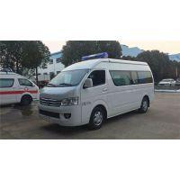 提供优质新款国五福田风景G9转运型救护车