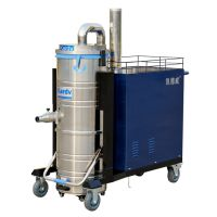 沈阳造纸厂吸纸毛纸屑工业吸尘器|凯德威大型高效过滤工业吸尘器优质供应商