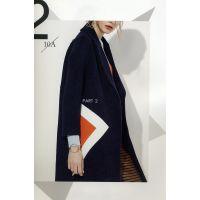 欧美品牌折扣女装批发多种款式尾货库存走份初次印象16冬杭州一线品牌