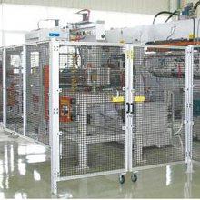 工业铝合金防尘室 输送线支架 电器操作台 定制工业铝制品设备框架