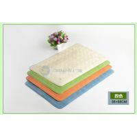 广海大厂家批发 木纹家居卫浴用品 按摩地垫 浴室防滑垫多色可选