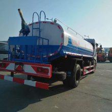 国五东风12吨洒水车_CLW65QZF-40/45N洒水泵多少钱